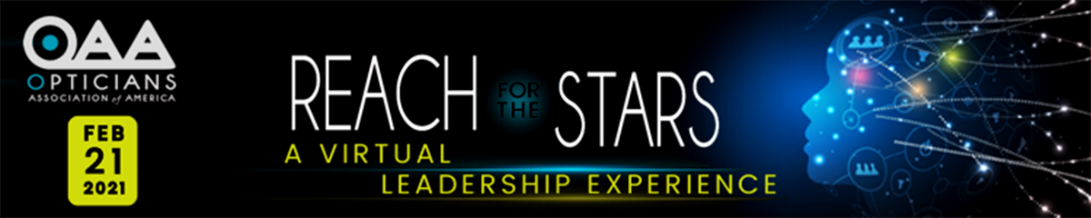 OAA REACH for the STARS: A Virtual Leadership Experience - Banner